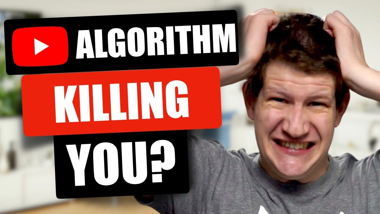 """""""The YouTube Algorithm Is Killing My Channel!"""" Does The """"Algorithm"""" Hate You? 