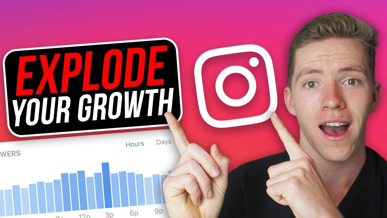 Double Your Instagram Growth In 2021 With This One Strategy