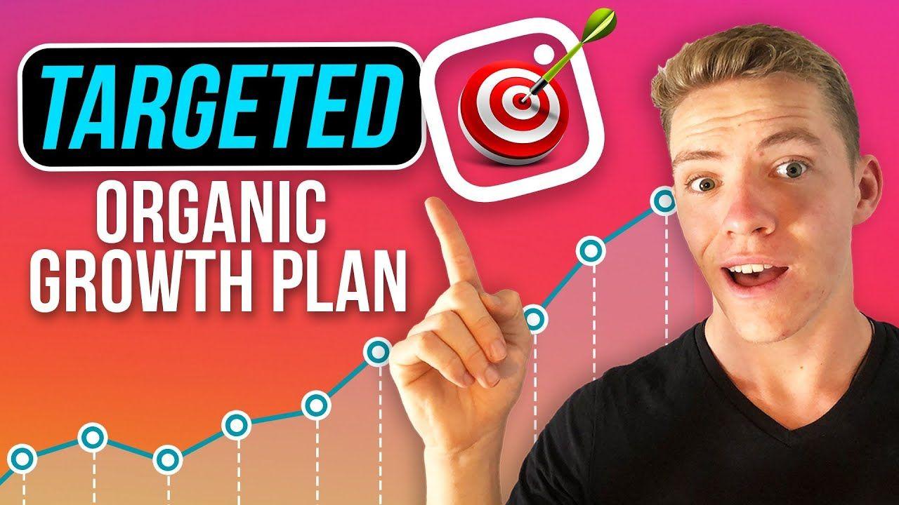 Gain 100 Instagram Followers Per Day | Full Organic Instagram Marketing Strategy