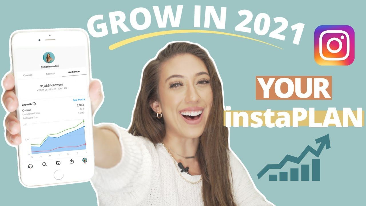 HOW TO GROW ON INSTAGRAM IN 2021 | My Instagram Strategy If I Had To Start At 0 Followers!