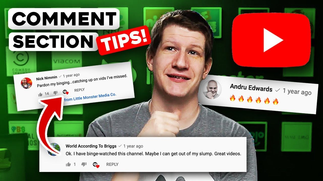 How YOU Can Use YouTube Comments & Community Tab to Grow and Get an Engaged Audience