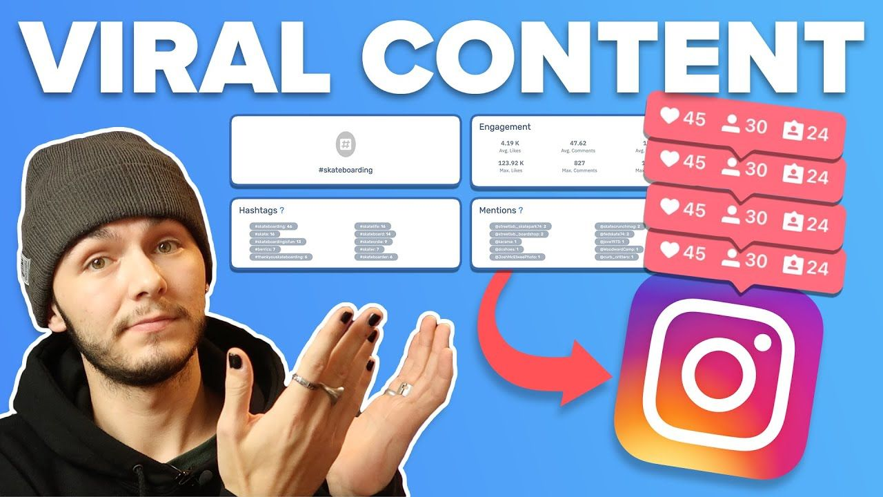 How to Find Viral Content for Instagram – Boost Growth with Viral Posts