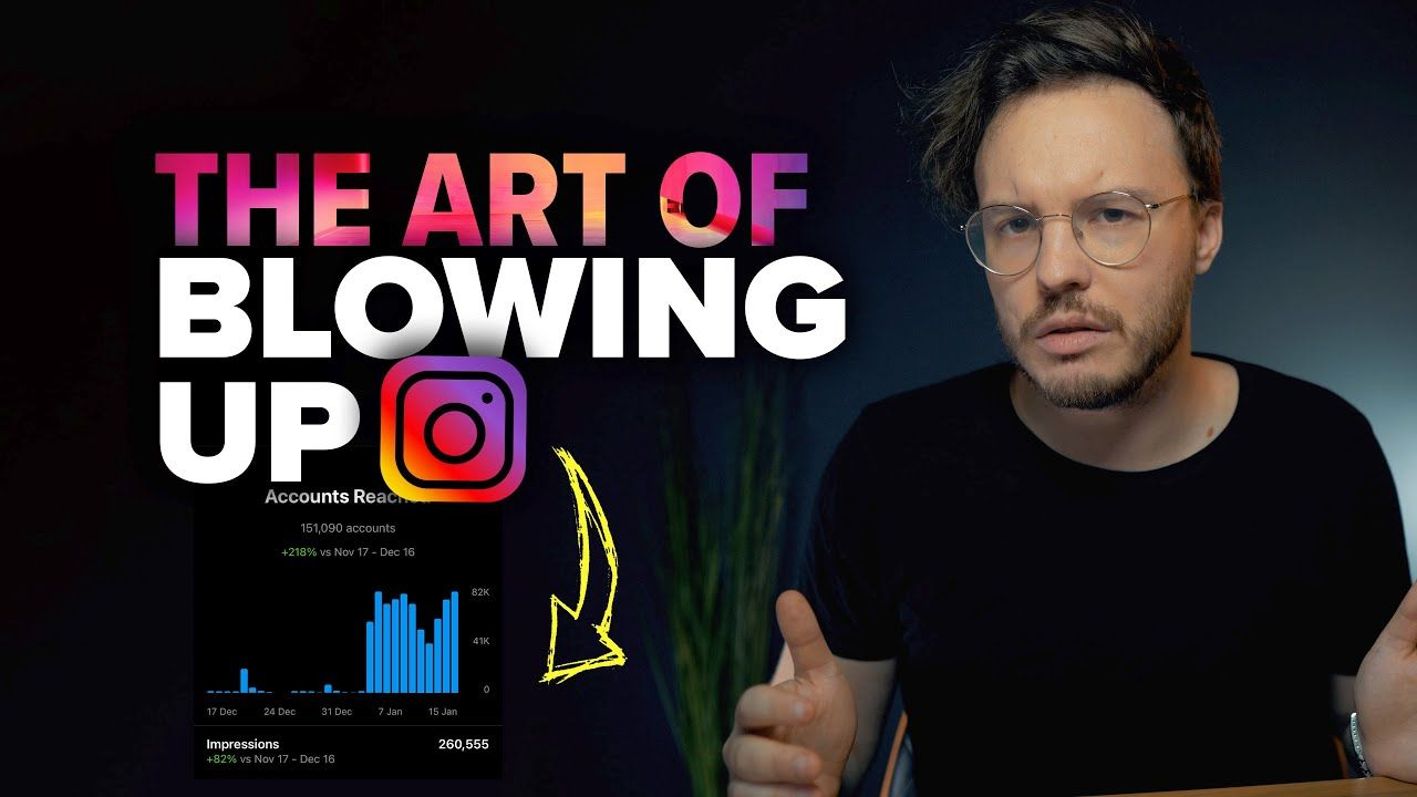Organic Instagram Growth Secrets Exposed (My Secret Strategy)