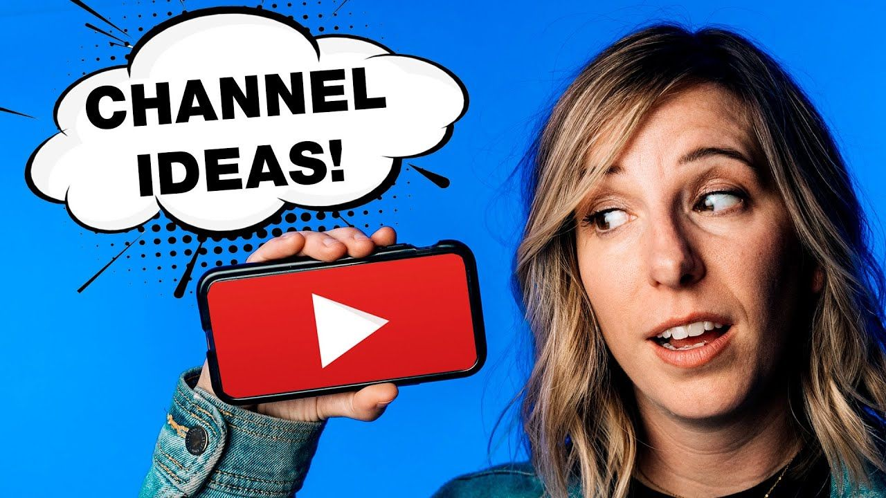YouTube Channel Ideas 2021 (That Actually Get Views)