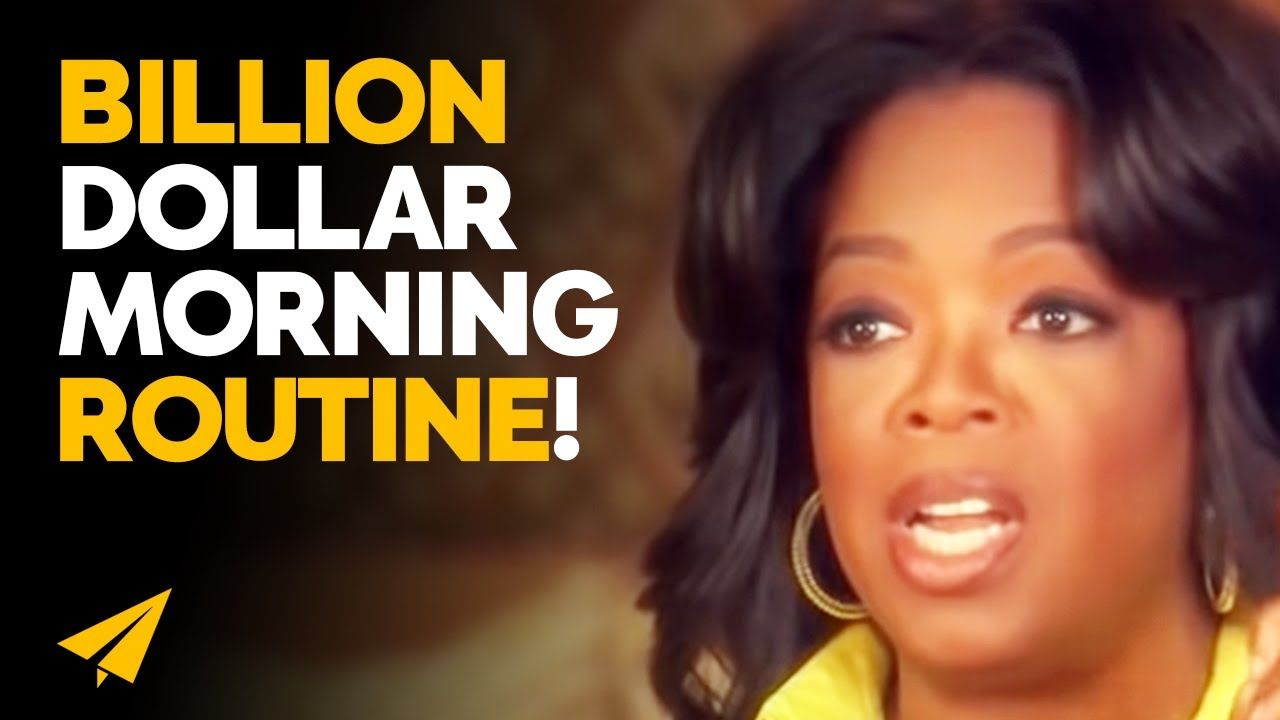 Billionaires DO THIS for 10 Minutes Every Single Morning!