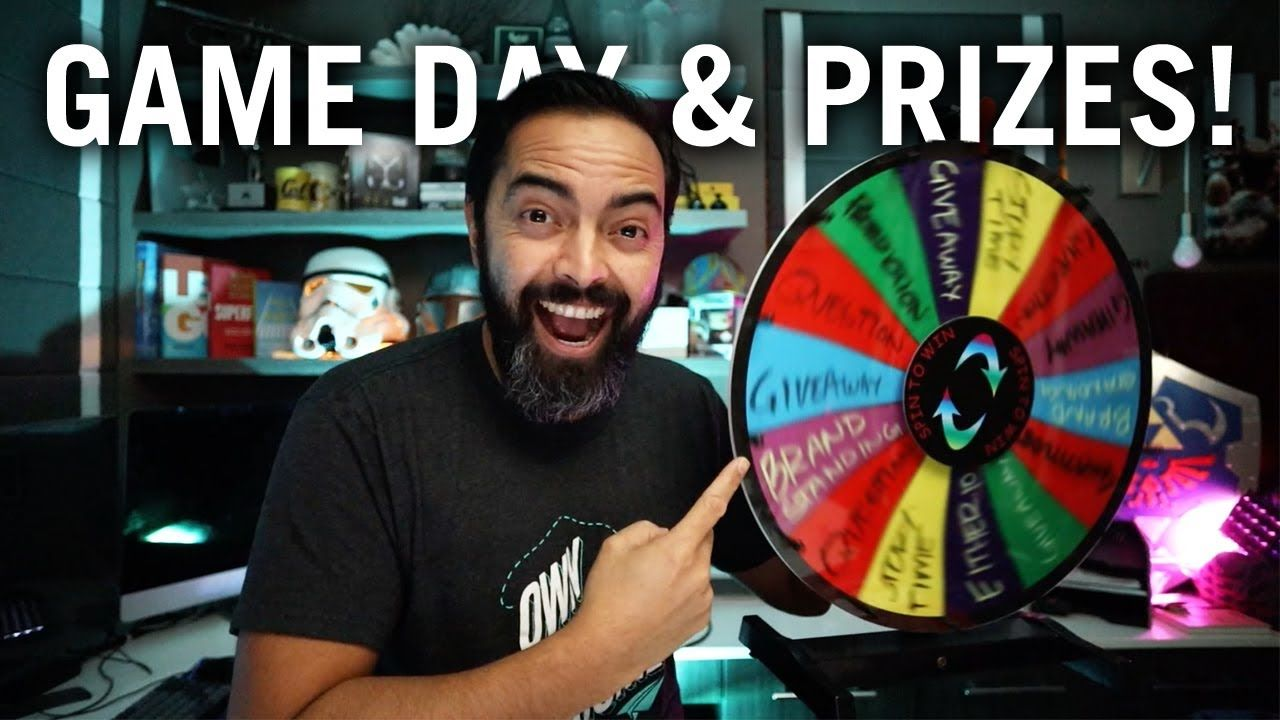 Friday Funday! Giveaways, Games and More! Day #334 of The Income Stream