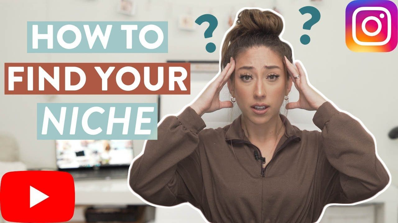 HOW TO FIND YOUR NICHE ON INSTAGRAM | What to do when you want to talk about everything!?