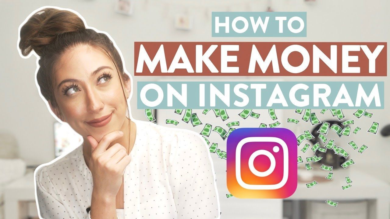 HOW TO MAKE MONEY ON INSTAGRAM IN 2021 | Get Paid Brand Deals As A Small Influencer!