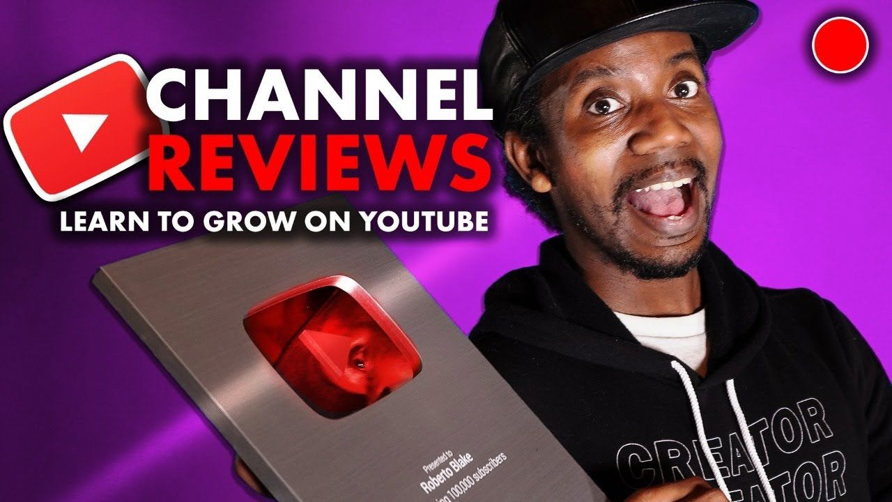 How to Grow a Successful YouTube Channel in 2021 // LIVE Channel Reviews