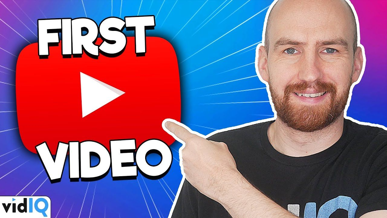How to Post Your First YouTube Video [in 5 minutes!]