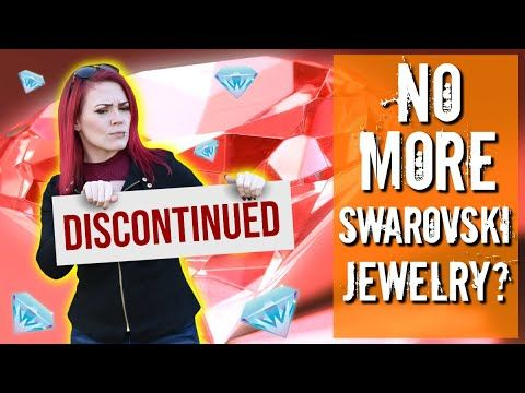 Swarovski Crystals DISCONTINUED for DIY Crafters in 2021 – Breaking News for Etsy Jewelry Sellers