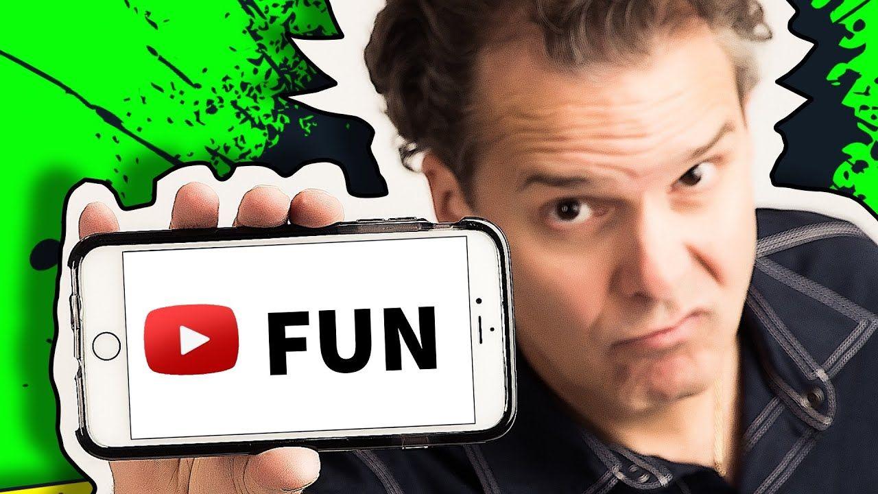 YouTube Should Be Fun. You Should Have Fun #shorts