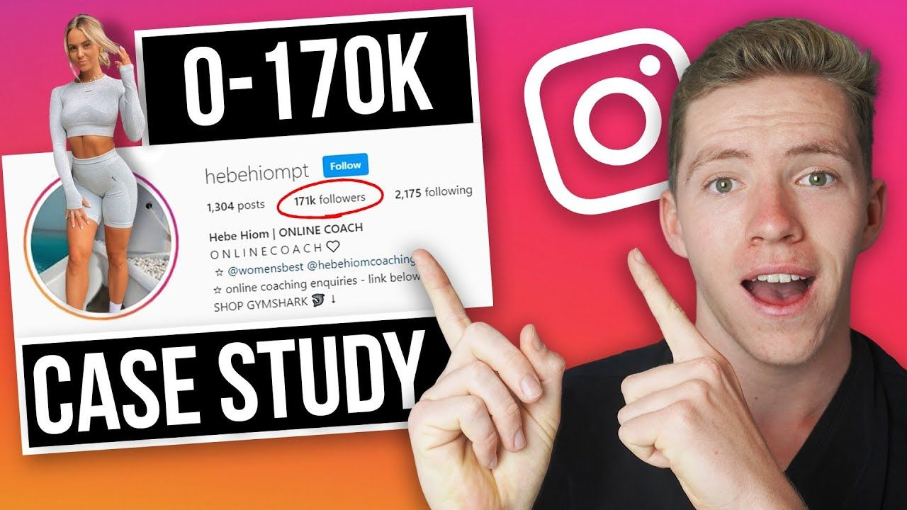 Zero to 170k Instagram Followers In 12 Months | How Hebe Did It
