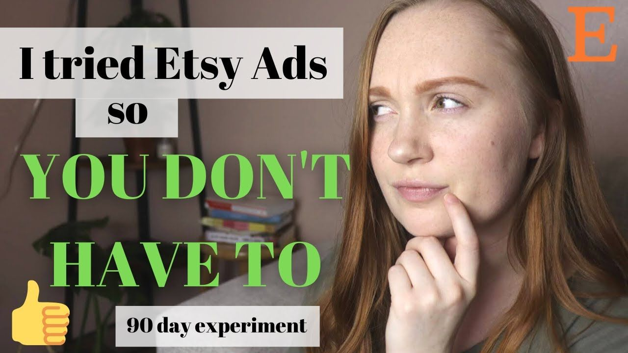 90 DAY ETSY ADS EXPERIMENT // Do Etsy Ads Work?