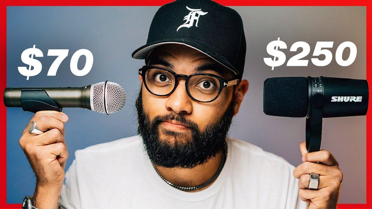 Best Microphone for YouTube & Streaming? (Shure MV7 vs Samson Q2U Review)