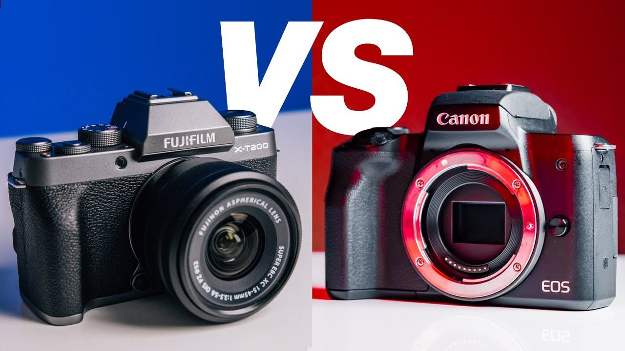 Is The Canon M50 Still The BEST YouTube Camera in 2021? (M50 vs Fuji XT-200 Review)