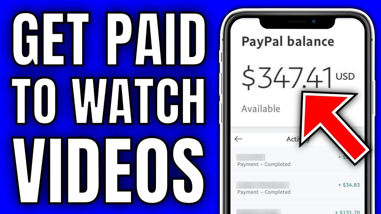 Make Money Watching Videos – 2021 (GET PAID FAST)