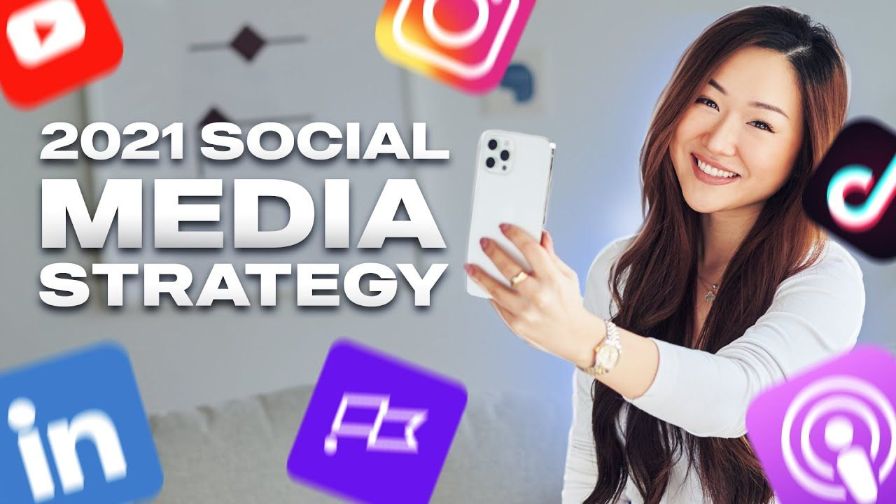 My Social Media Strategy for 2021 EXPOSED (Instagram, Youtube, Podcast and more!)