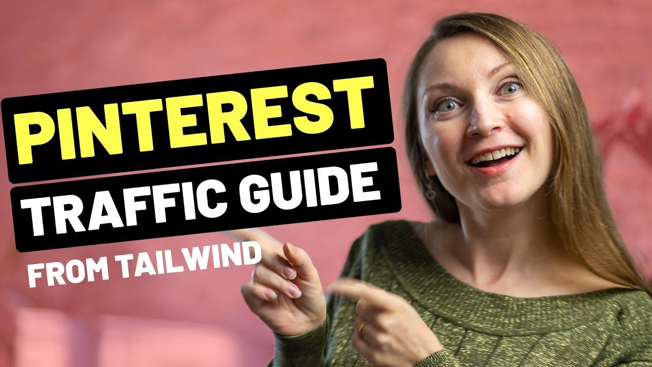 Pinterest Traffic Guide by Tailwind Scheduler – Get a FREE eBook Download
