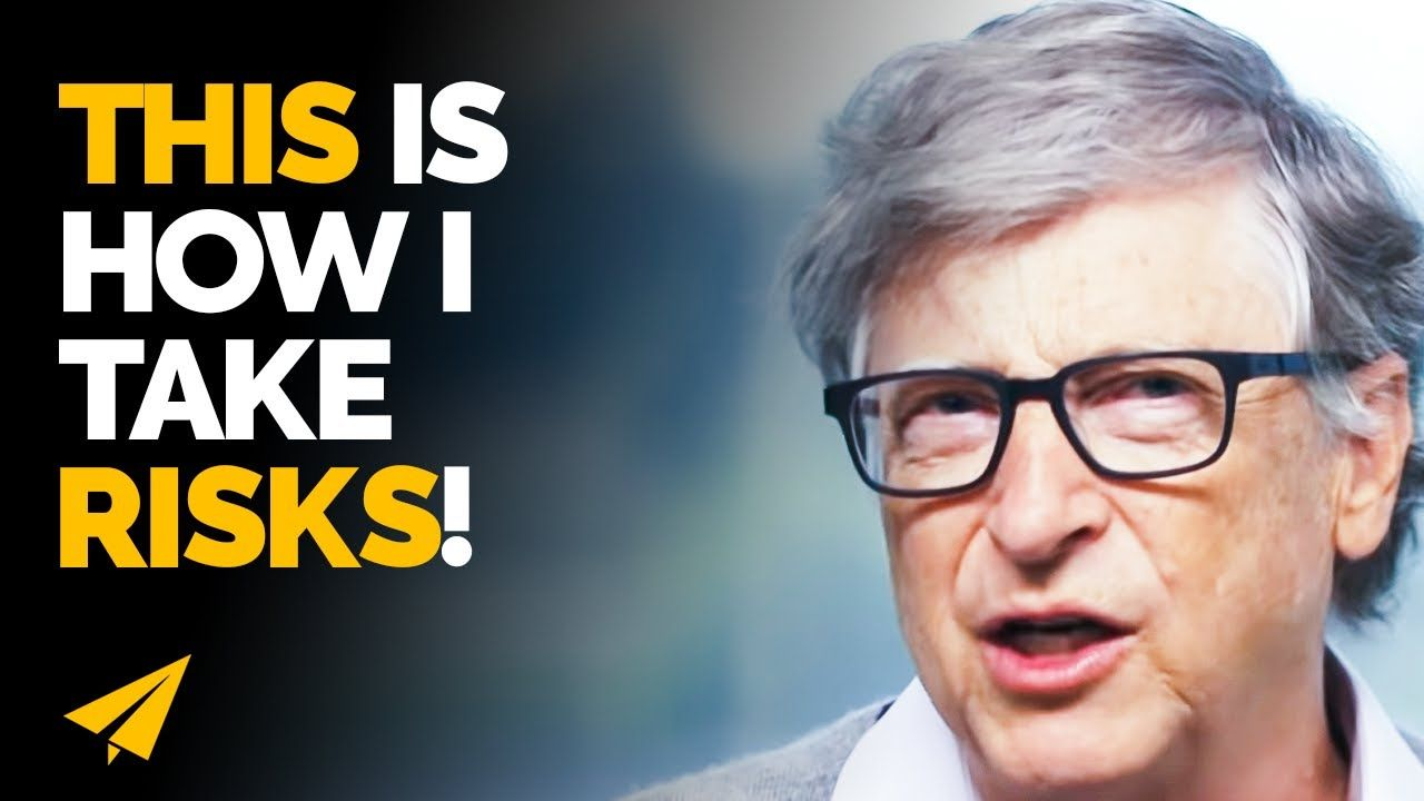 THIS was the LEAST RISKY Thing I've Done and it PAID OFF in BILLIONS! | Bill Gates | Top 10 Rules
