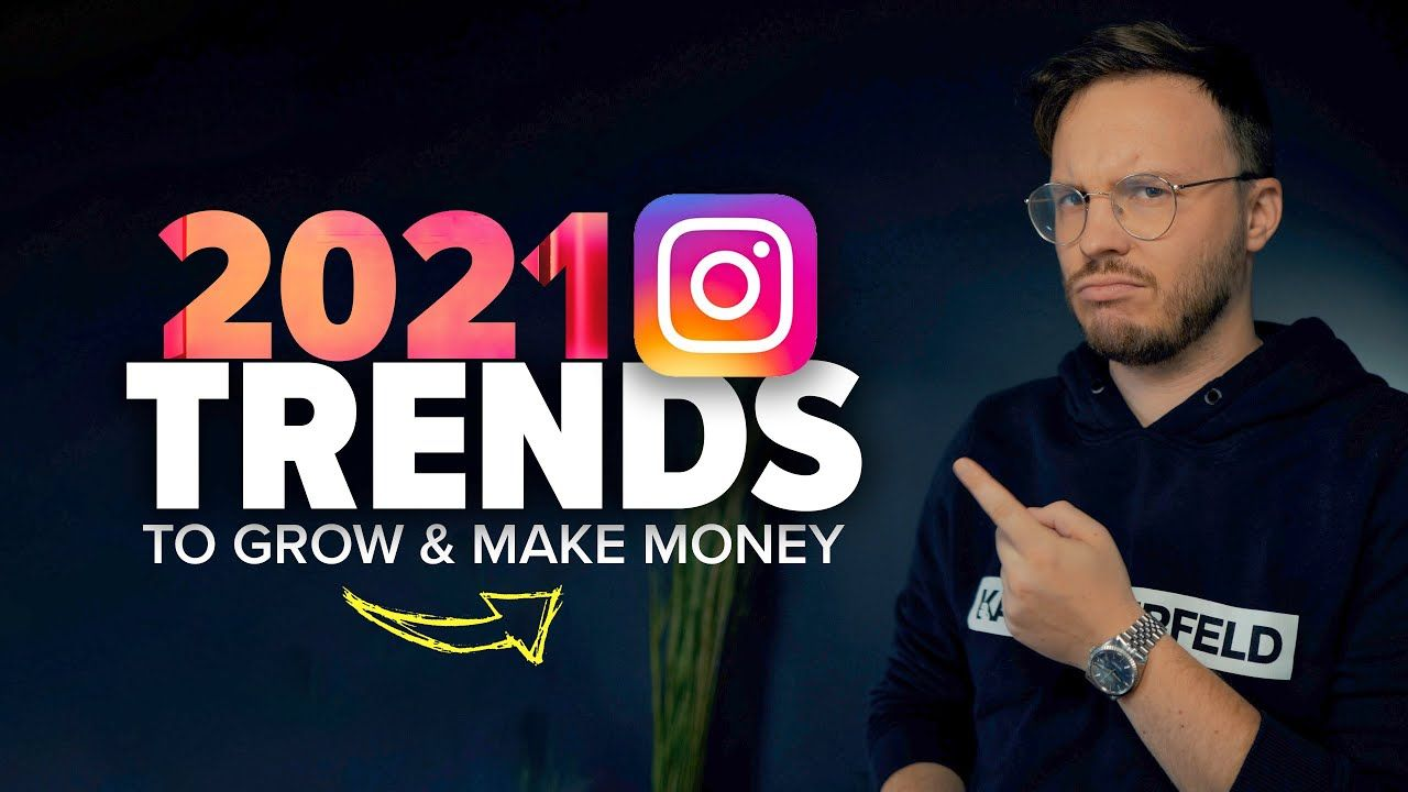 The Latest Instagram Trends To GROW and MAKE MONEY 🚀 (Spring '21 Edition)