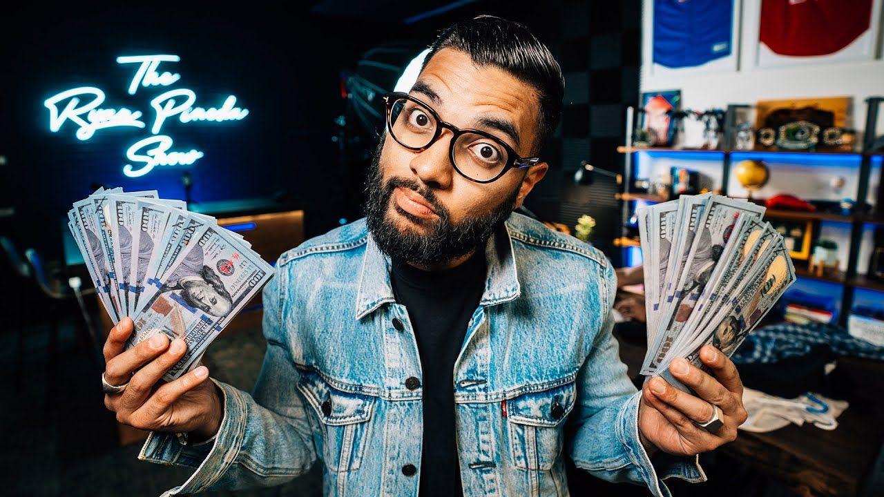 $100,000 YOUTUBE STUDIO TOUR | Gear + Design Tips for Beginners