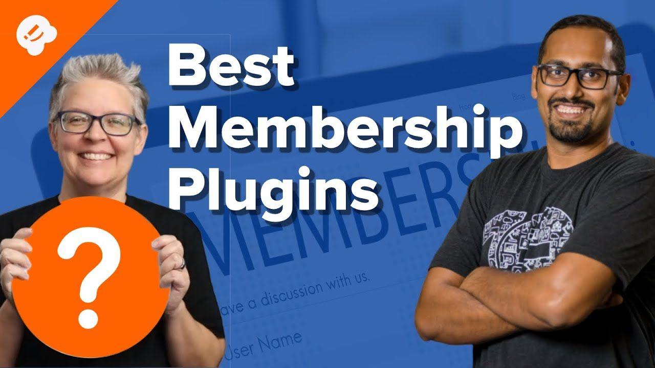 5 Best WordPress Membership Plugins Compared – 2021