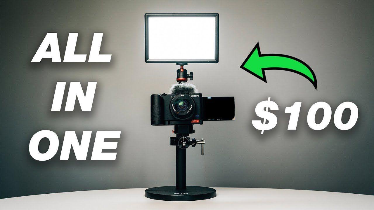 Best Budget Live Streaming Setup for YouTube (Under $100!)