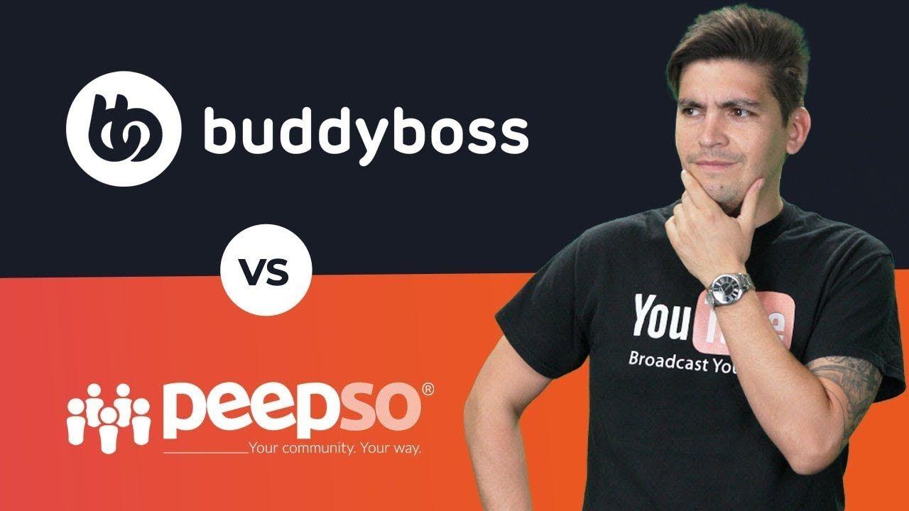 BuddyBoss Vs Peepso – Which Is Better To Create Your Community WordPress Website?
