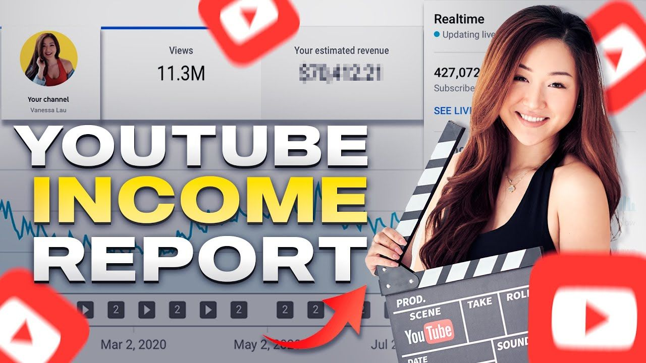 How Much Youtube Paid Me in 2020 (with 400,000 subscribers)