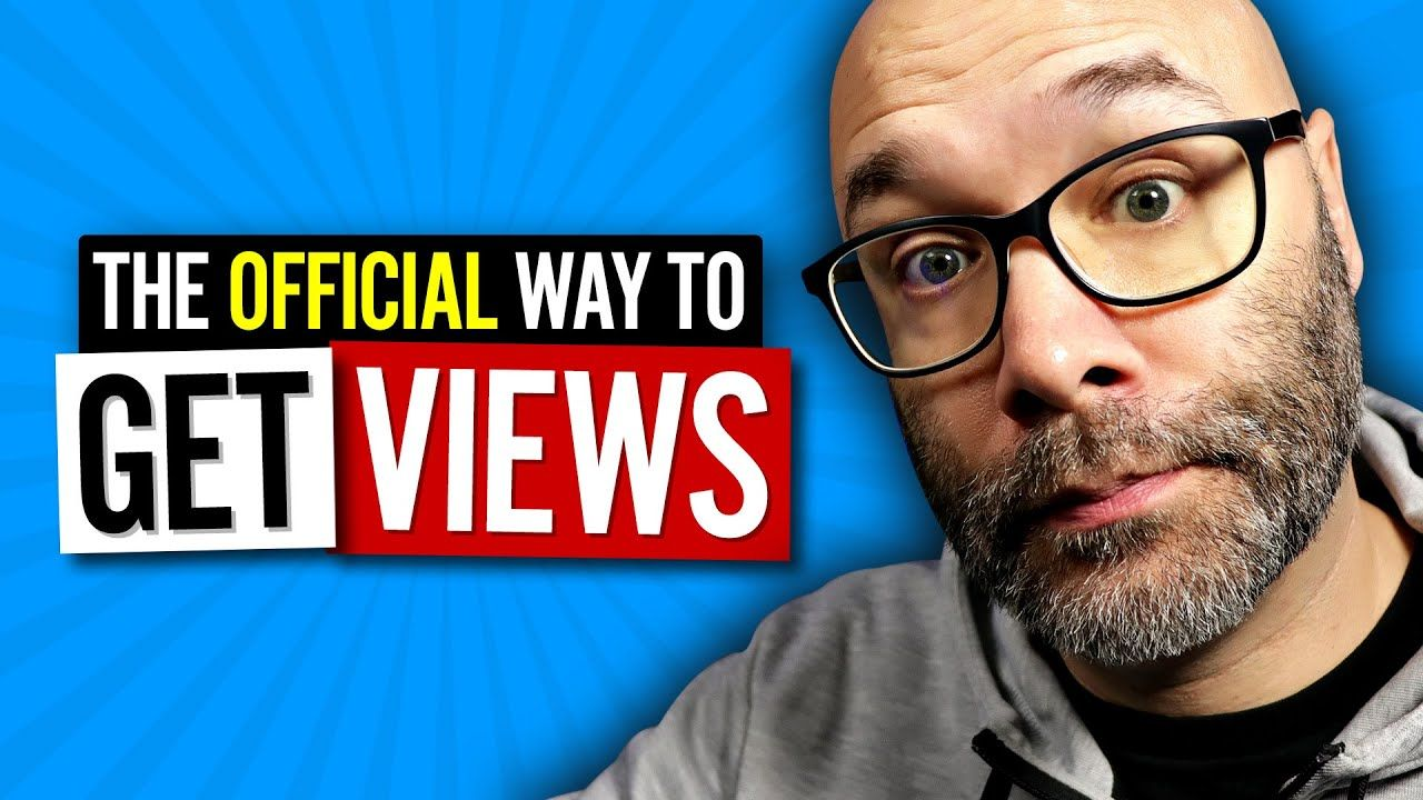 How To GET VIEWS On YouTube According To YouTube