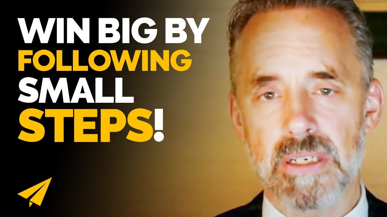 How to 10x Your Life and Build DISCIPLINE in Only 10 MINUTES! | Jordan Peterson | #Entspresso