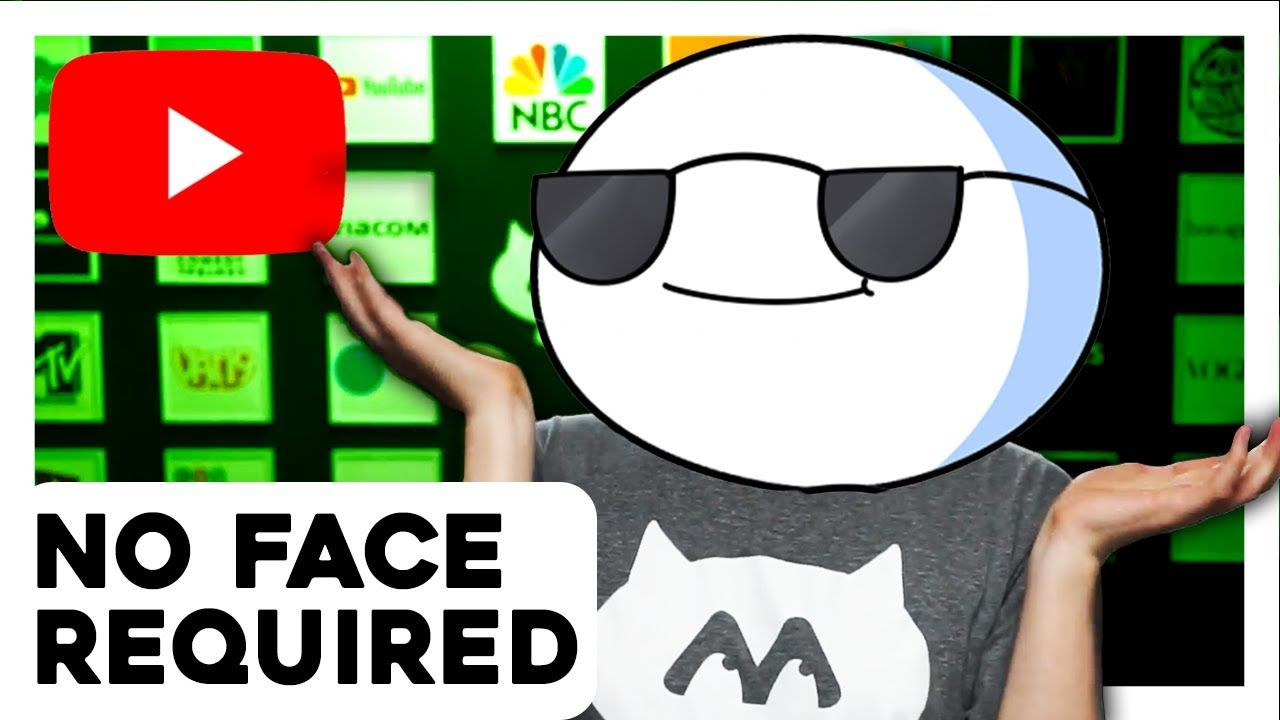 NO FACE Youtube Channel Ideas | FACELESS Channels That Will BLOW UP in 2021 | Little Monster
