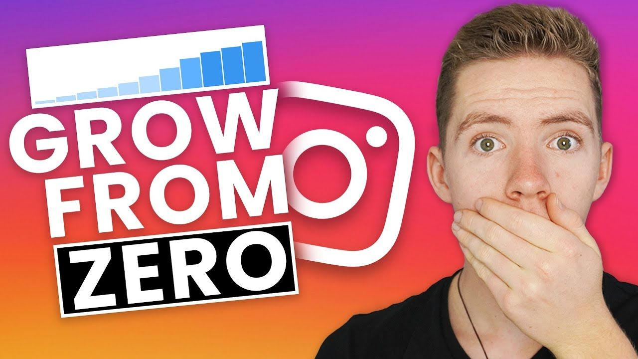 The #1 Way To Grow Your Audience From Zero On Instagram