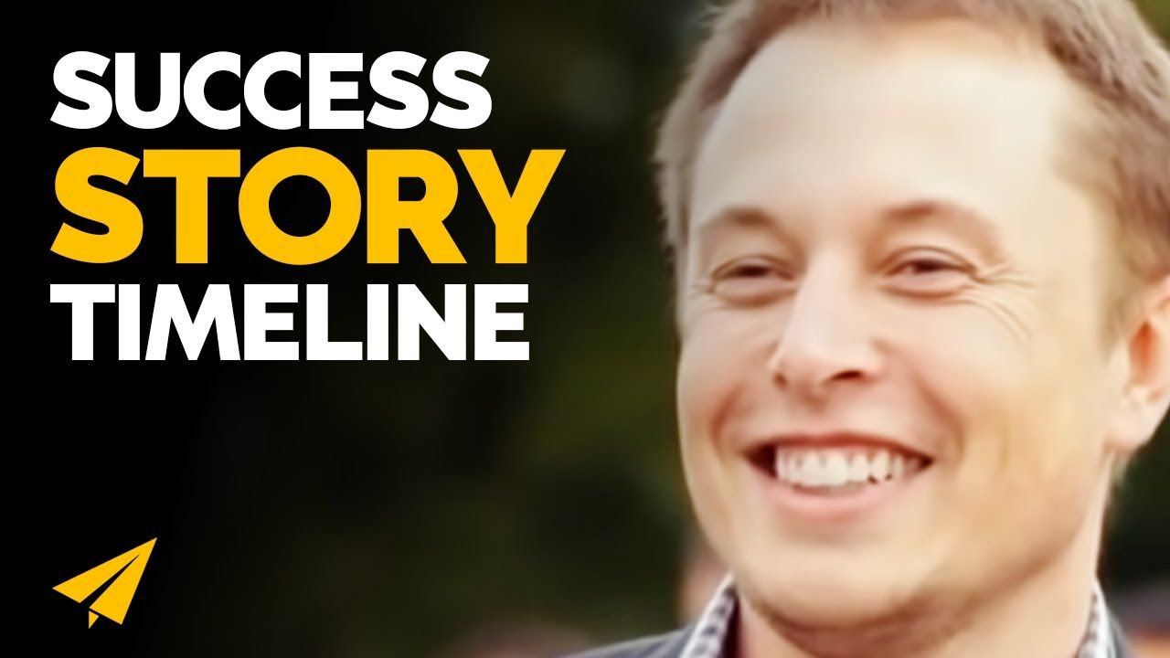 The Rise of Elon Musk | Success Story of Real Life Iron Man | #Timeline
