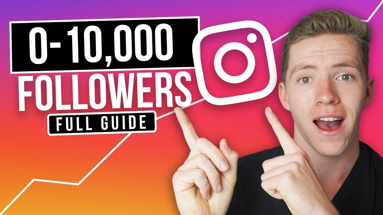 Zero To 10,000 Followers In 10 days | How To Grow Your Instagram