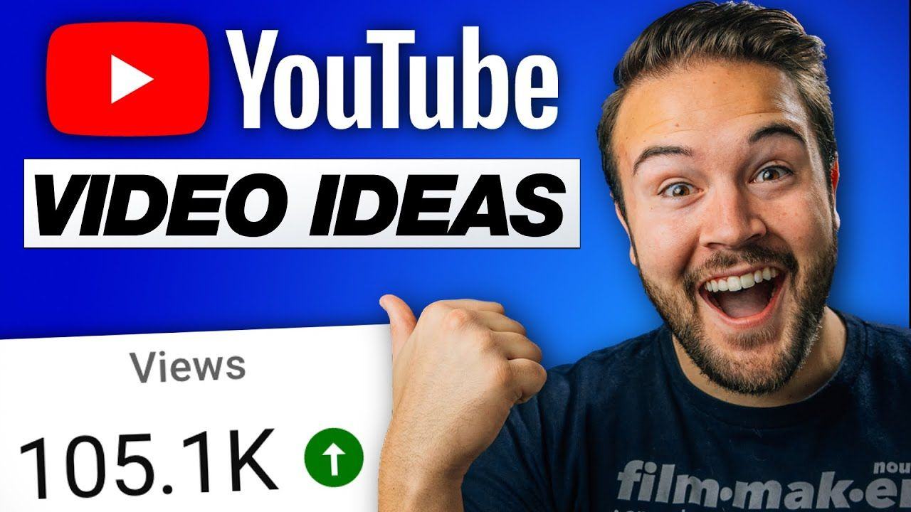 7 Ways to EASILY Come Up With YouTube Video Ideas!