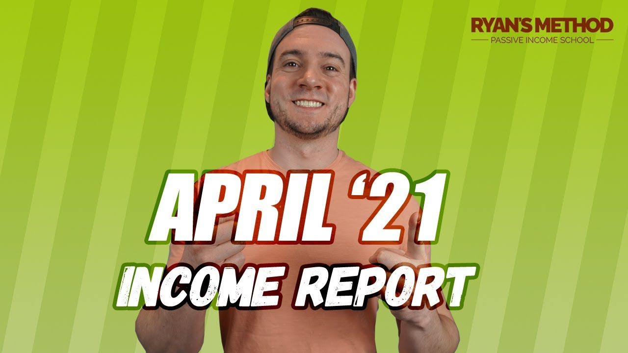 April 2021 Income Report — $8,000+ Print on Demand Profit