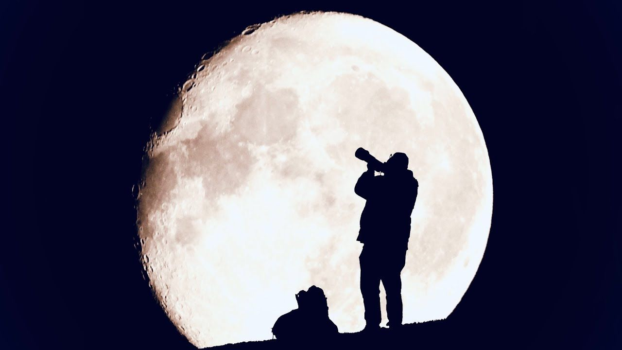 Epic Super Moon Photography Vlog  – YouTube Creator Challenge