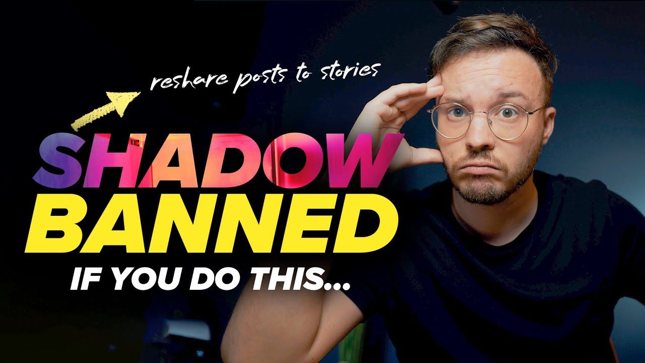 Massive Instagram SHADOWBAN BUG And What This Means For You (Hidden Updates)