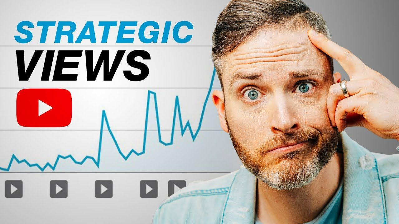 Start with this Simple YouTube Strategy to Get Video Views in 2021