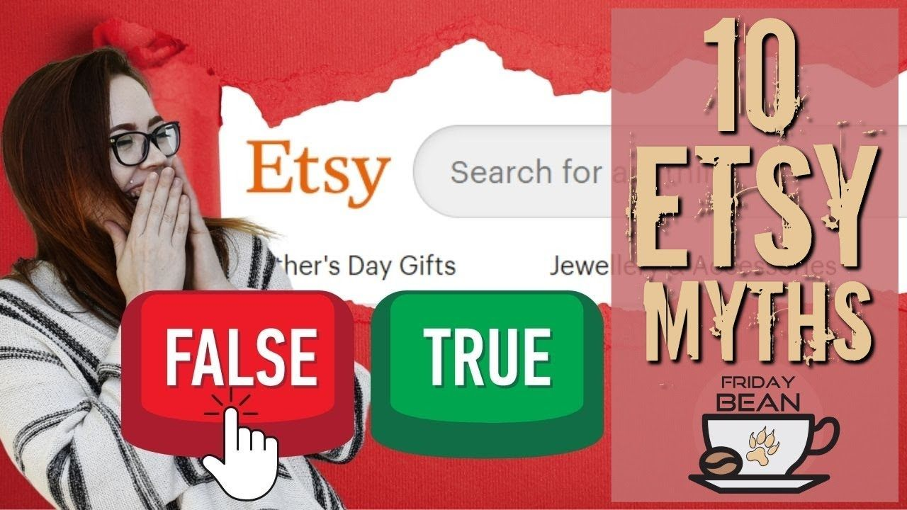 10 Etsy MYTHS that are Harmful for your business – The Friday Bean Coffee Meet