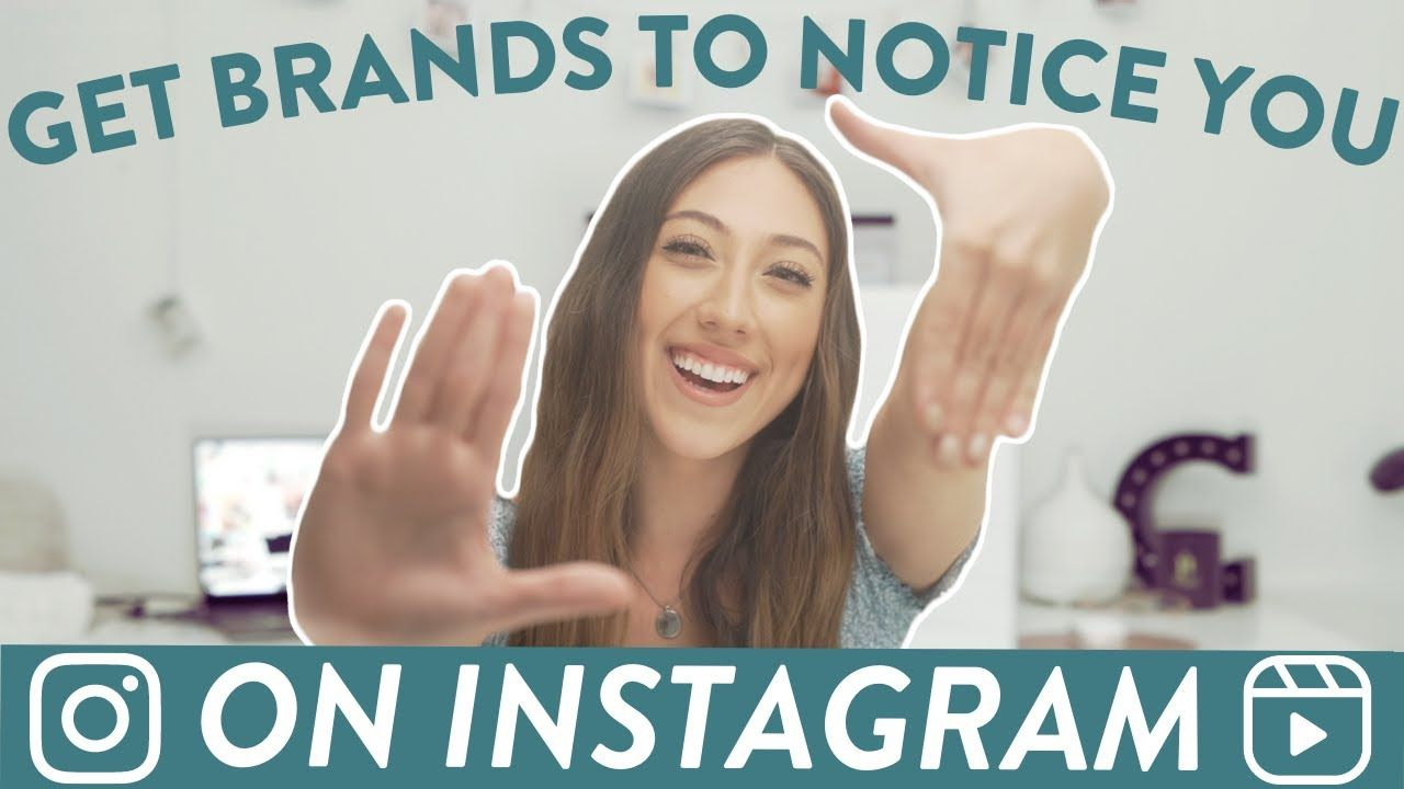 3 Ways To Get Brands Attention On Instagram // Brand collaborations for Micro & Nano Influencers