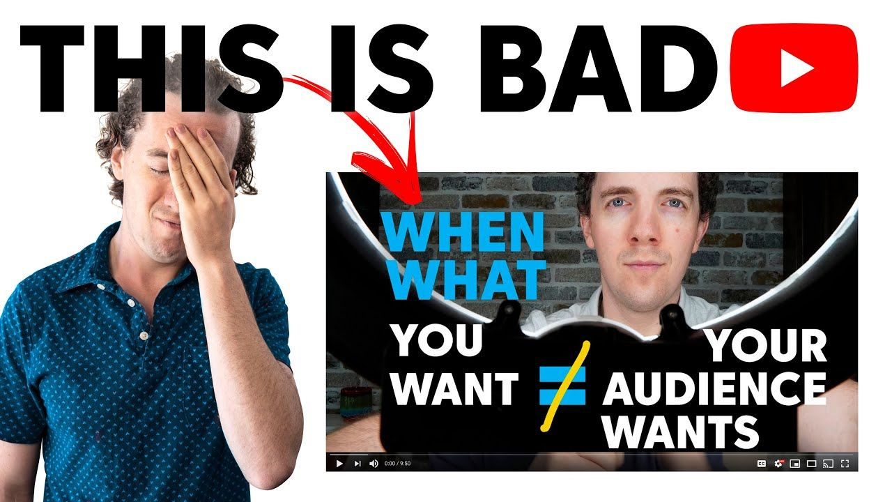 4 Videos You SHOULD NOT Publish (Don't Make These MISTAKES on YouTube!)