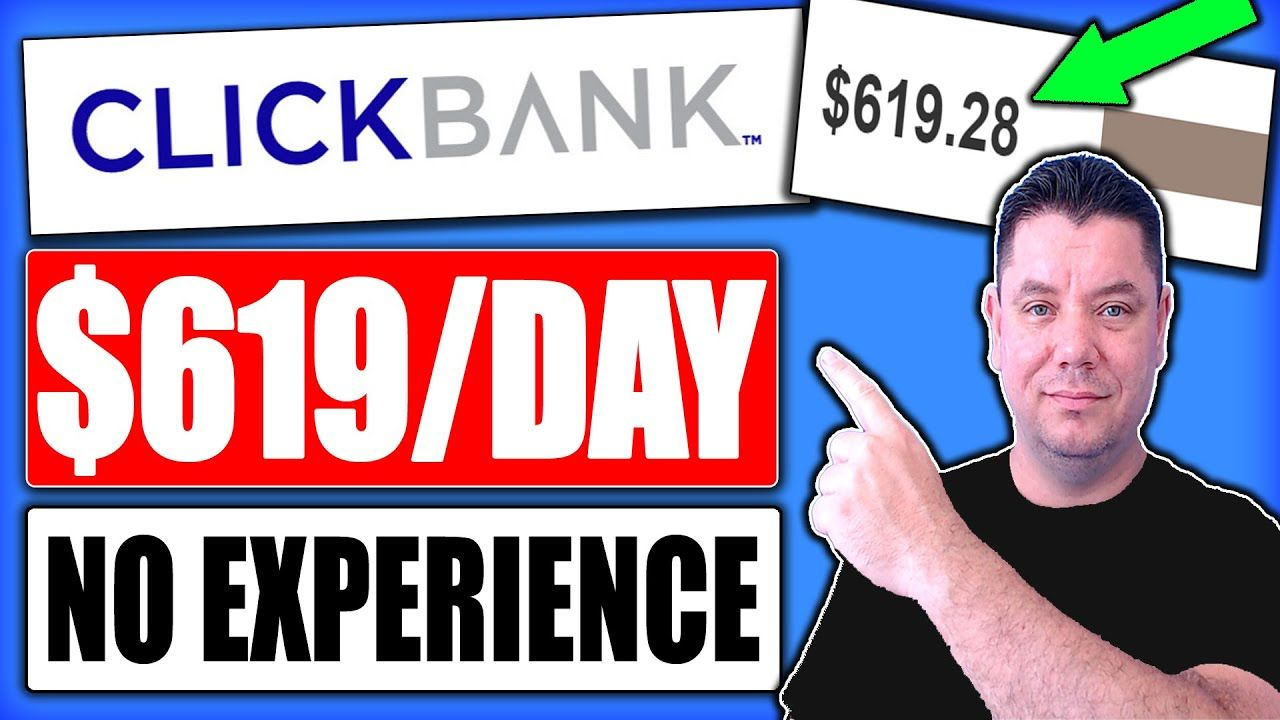 CLICKBANK Affiliate Marketing For BEGINNERS   How To Make Money On Clickbank For FREE (Step By Step)