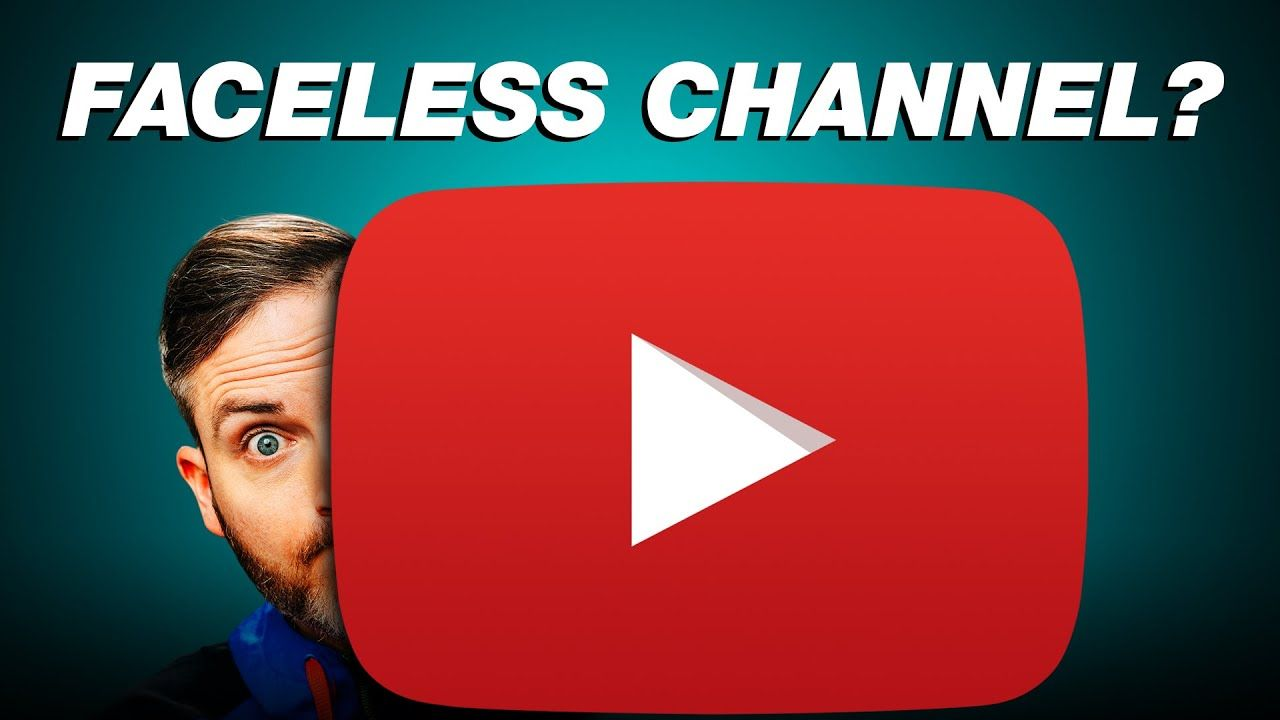 Do You NEED To Be on Camera for YouTube? Faceless Channels Explained