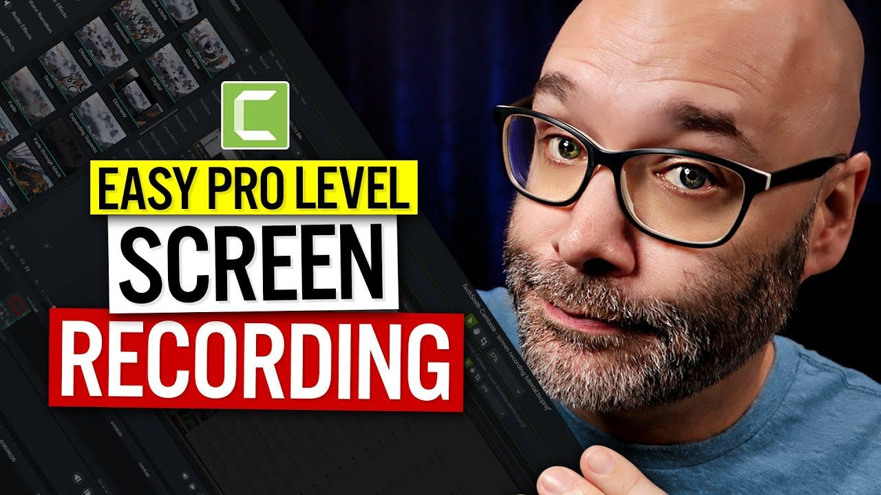 How I Create Awesome Screen Recordings For YouTube – Camtasia Tutorial