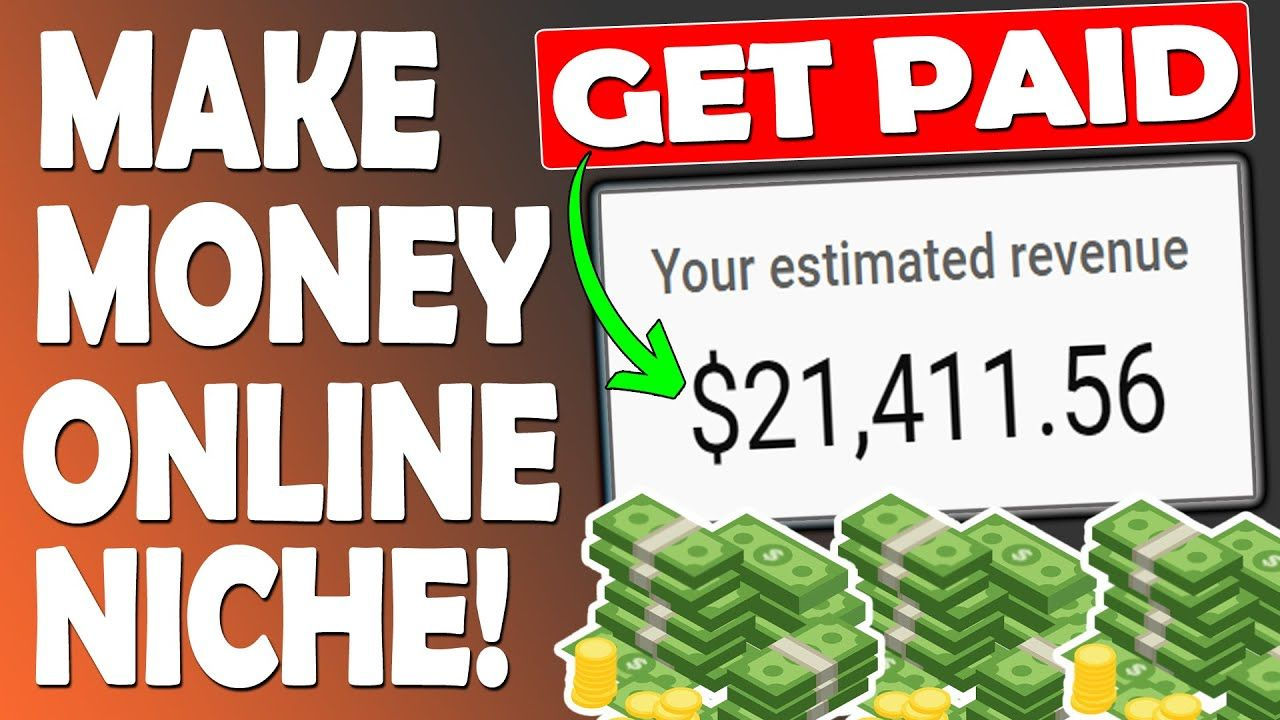 How To Make Money Online in The Make Money Online Niche & Get Paid $300 – $800 Daily.
