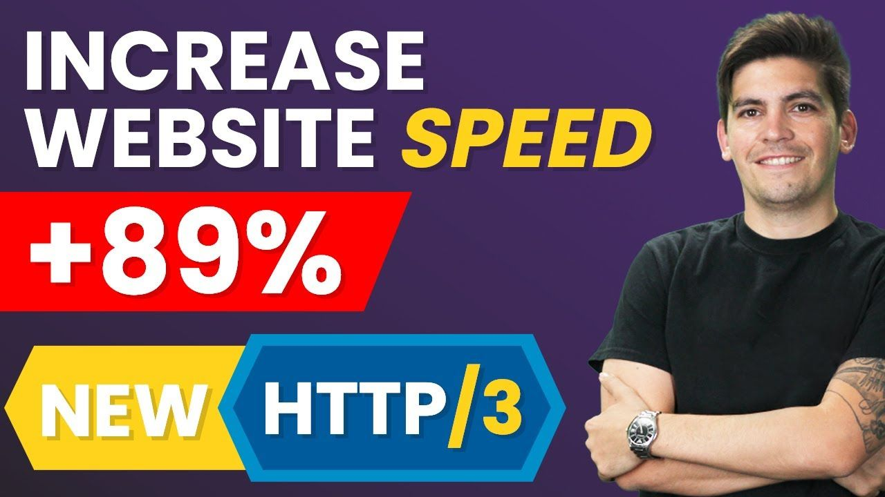 How To Speed Up Your WordPress Website By Enabling HTTP3!