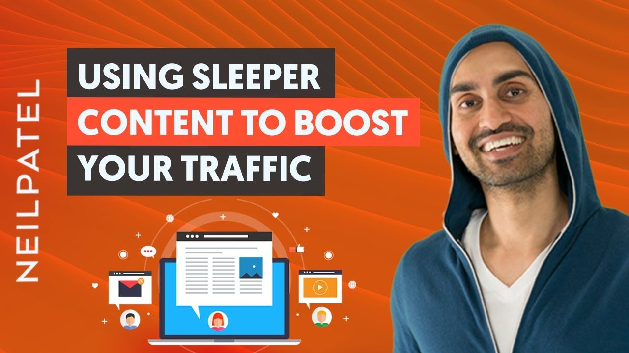 How to Boost Your SEO Traffic with Sleeper Content (And Stop Promoting Worthless Content)